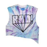 rad! crop top