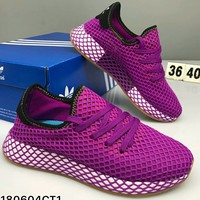 ADIDAS DEERUPT RUNNER 2018 new lightweight breathable mesh running shoes F-CSXY
