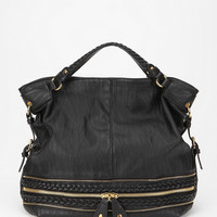 Urban Outfitters - Urban Expressions Braid Satchel