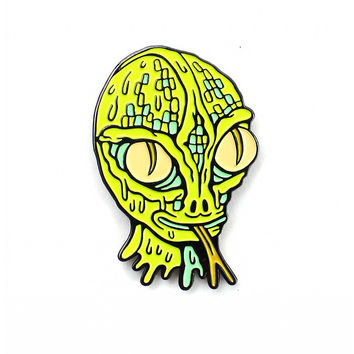 They Live Among Us Pin (Limited Edition)