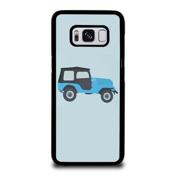 stiles stilinski jeep teen wolf samsung galaxy s3 s4 s5 s6 s7 edge s8 plus note 3 4 5 8  number 2