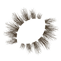 Brunette Lashes - Handcrafted by SocialEyes