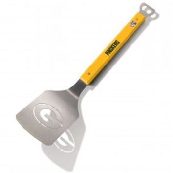 "Green Bay Packers ""Spirit"" All In One BBQ Grilling Spatula with Bottle Opener"