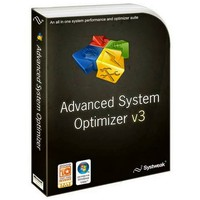 Advanced System Optimizer 3.9 Crack & Serial key Download
