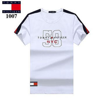 Boys & Men Tommy Hilfiger Casual Fashion Shirt Top Tee