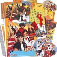 High School Musical Favor Value Pack with 48 pieces