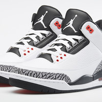 AIR JORDAN 3 RETRO 'INFRARED 23′
