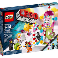 LEGO Movie Cloud Cuckoo Palace