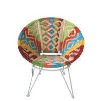 Pre-owned Boho Chic  Acapulco Rope Chair
