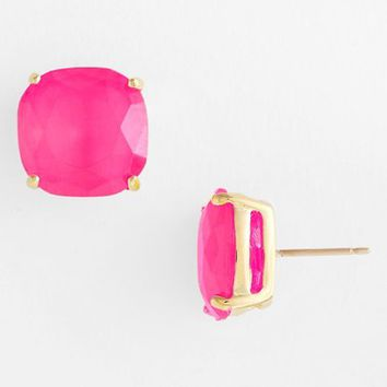 Women's kate spade new york small square stud earrings