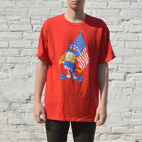 Garfield Uncle Sam T-Shirt