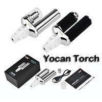 2016 Original Yocan Torch For Wax Vaporizer & Dry Herb Vaporizer Partable E-cigarette Wax Vape Dry Herb Atomizer Starter Kits