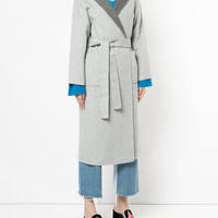 Cityshop Oversized Knitted Coat - Farfetch