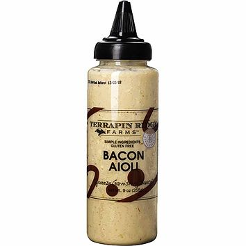 Terrapin Ridge Farms Bacon Aioli 9 oz. (255g)