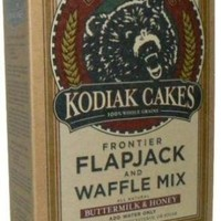 Kodiak Cakes Flapjack and Waffle Mix, Butter Milk and Honey, 24 Ounce (Pack of 3)