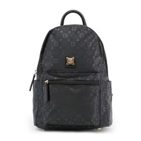 Laura Biagiotti Black Backpack