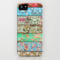 Rococo Style iPhone & iPod Case by Maximilian San