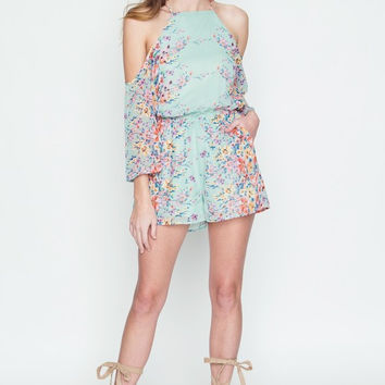 Someday Sweetheart Romper