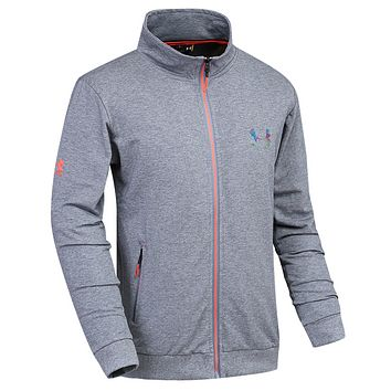 Trendsetter Under Armour Men Fashion Casual Cardigan Jacket Coat