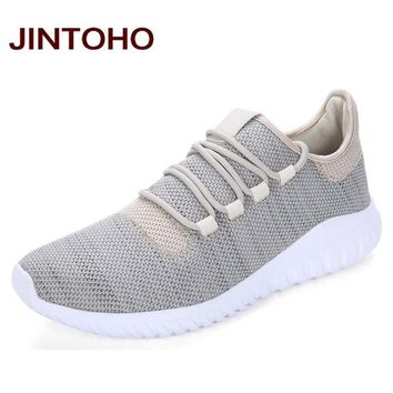 JINTOHO Valentine Summer Sneakers Shoes Cheap Sport Running Shoes Outdoor Men Sneakers