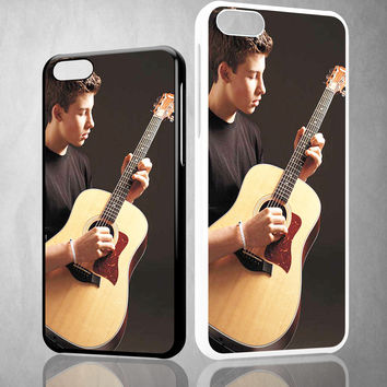 Shawn Mendes Wallpaper X0803 iPhone 4S 5S 5C 6 6Plus, iPod 4 5, LG G2 G3 Nexus 4 5, Sony Z2 Case
