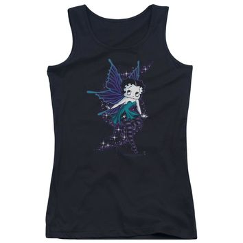 Betty Boop - Sparkle Fairy Juniors Tank Top