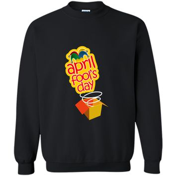 April Fools Day Joke Funny Novelty Gift T-shirt