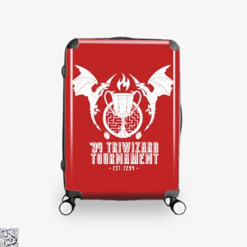 94 Triwizard Tournament, Harry Potter Suitcase