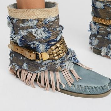 Free People Ibiza Moccasin Boot