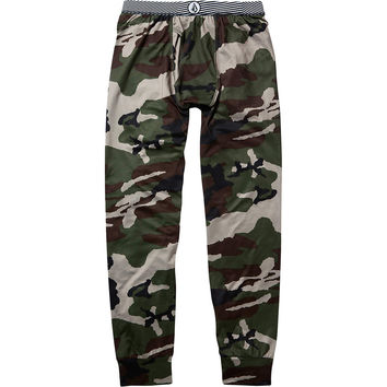 Volcom First Layer Bottom - Men's Camouflage,