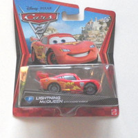 Disney Pixar Cars 2 Movie  Lightning McQueen #3