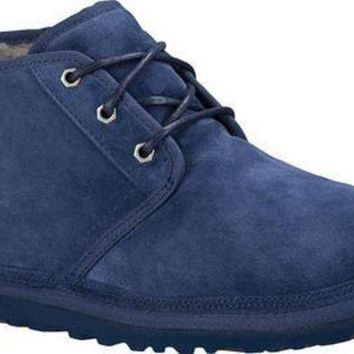 DCCKGQ8 UGG Men's Neumel Boot | New Navy