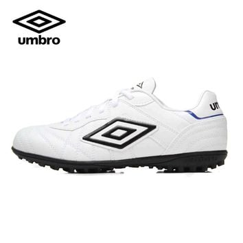 Umbro Professional Men  Soccer Shoes   Artificial Grass Ground(AG)  Hard Court Lace-up  Indoor Soccer Boots  Ucb90121