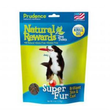 Natural Rewards Super Fur Treats 6 ounce