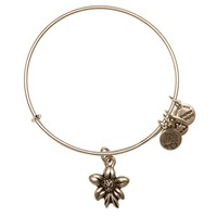Apple Blossom Charm Bangle
