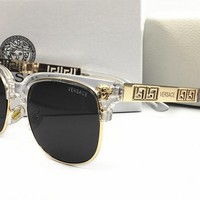 Versace Women Fashion Popular Shades Eyeglasses Glasses Sunglasses [2974244461]