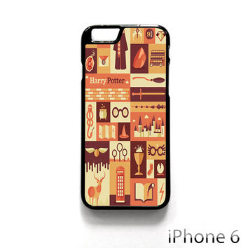Harry Potter Style for Iphone 4/4S Iphone 5/5S/5C Iphone 6/6S/6S Plus/6 Plus Phone case