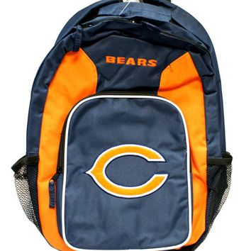 Chicago Bears Backpack Southpaw Style