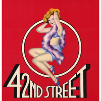 42nd Street 27x40 Movie Poster (1981)