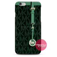 Michael Kors MK Bag Dark Green iPhone Case Cover Series