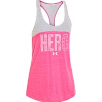 Under Armour Women's PIP Hero Graphic Tank Top