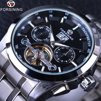 Forsining GMT990 Luxury Business Tourbillion Watch