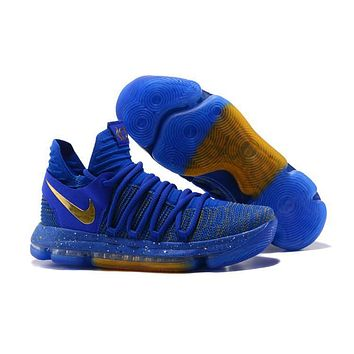 Nike Mens Kevin Durant Kd 10 Mvp Basketball Shoes | Best Deal Online