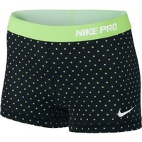 "Nike Women's 2.5"" Fitted Compression Pro Print Shorts - Dick's Sporting Goods"