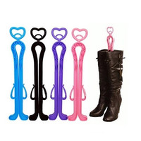 Plastic Shaper Supporter Shaft Keeper Long Boots Holder Organizer Storage Hanger = 1945785796