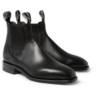 R.M. Williams - Leather Chelsea Boots | MR PORTER