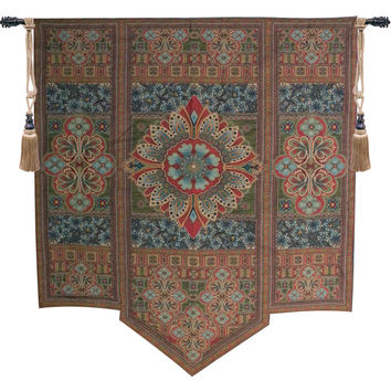 Road to Morocco Grand Tapestry Wall Art