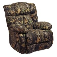 Cloud Nine Camo Rocker Recliner Infinity