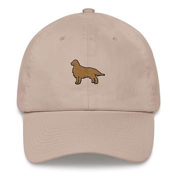 Golden Retriever Dad Hat