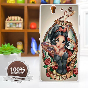Snow White Tatto Disney Phone Case For iPhone, Samsung Galaxy, and Sony Xperia